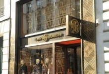Tory Burch opens first store in Prague