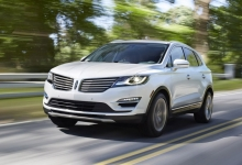 Lincoln luxury car brand launches in China