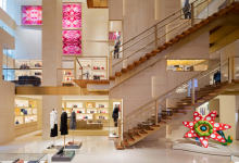 Louis Vuitton unveils newly renovated Fifth Avenue store