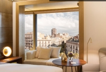 New luxury hotel chain launches - Almanac Hotels