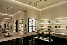 Alexander McQueen opens new store in Dubai at Emirates Mall