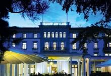 A Winter Wonderland in Zurich at The Baur au Lac Hotel