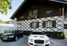 Bentley diversifies further into hospitality