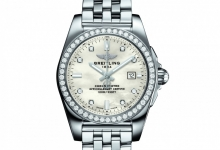 Breitling launches new ladies' watch, Galactic 29