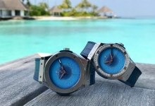 Cheval Blanc Randheli Resort Maldives partners with Hublot for a special edition timepiece