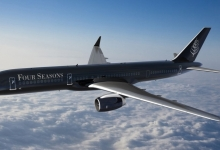 Four Seasons Hotels take their legendary service to the skies