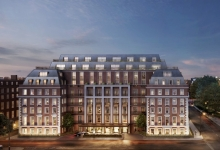Four Seasons to open private residences in London's Mayfair