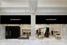 Givenchy starts its U.S. retail expansion with Las Vegas