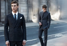 Gucci opts for CNN as the exclusive Tv channel for its global men's tailoring campaign