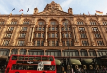 London's luxury retail sector has the highest growth potential