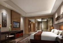 InterContinental Hotels launches a luxury hotel brand for China