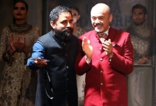 Christian Louboutin conquers India
