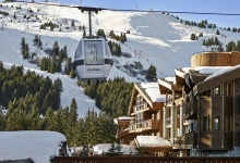 L'Apogée, the new crown jewel of Courchevel