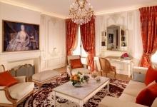 Le Meurice, Paris unveils the Pompadour Suite