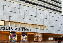 Louis Vuitton unveils newly renovated store in Hong Kong at Canton Road