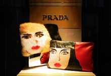 Prada celebrates partnership with Bergdorf Goodman New York