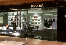 Prada opens new men's store in Seoul at Shinsegae Gangnam
