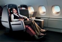 Qantas announces world first air travel wellbeing partnership