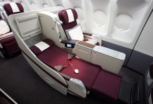 Qatar Airways upgrades Business Class on select aircraft with fully flat-bed seats