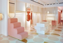 RED Valentino opens new store in Milan