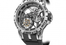 Roger Dubuis surprises with new Excalibur Spider collection in 2015