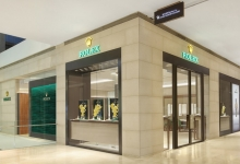 Rolex opens renovated boutique in Kuala Lumpur at Pavilion