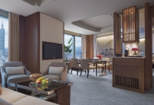 Shangri-La, Taipei's finest luxury hotels