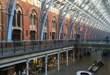 St Pancras Arcade in London to welcome Chanel and Calvin Klein boutiques