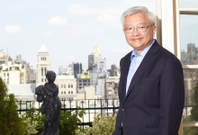 Ted Teng, CEO, Leading Hotels of the World to create a new business model