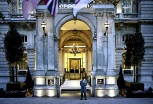 The Langham London marks a glorious come-back