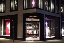 Dsquared2 opens in London largest global store
