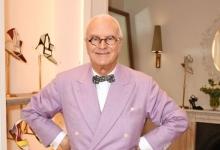 Manolo Blahnik opens new London store at Burlington Arcade