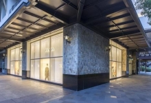 Prada opens enlarged and renovated store in Manila
