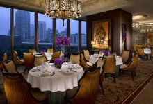 Elevated luxury: Jing An Shangri-la, Shanghai