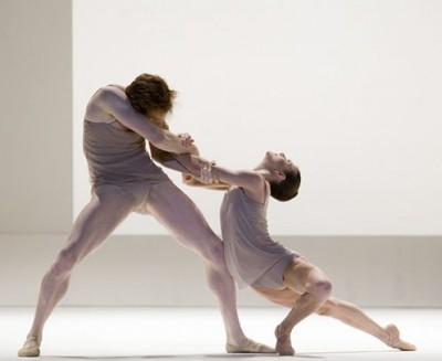 Alina Cojocaru with Edward Watson
