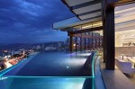 Le Gray (luxury designer hotel in Beirut) - infinity pool