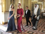 Sheikha Mozah on a state visit to France
