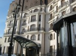 Epoque Hotel, Bucharest - entrance