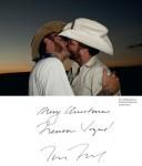 Tom Ford with lifetime partner (photo Vogue Paris)