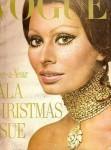 Sophia Loren wearing Bvlgari set