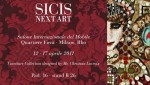 Christian Lacroix Furniture Collection for SICIS 2011