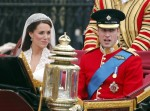 Kate Middleton and Prince William (photo Reuters)
