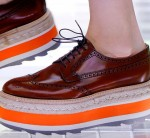 Prada - Oxford Donna shoes 2011