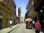 Cartagena, Colombia (old city centre)