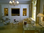 Four Seasons George V Paris, newly renovated suite