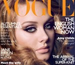 Adele, British Vogue cover October 2011