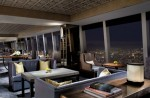 The Ritz Carlton Hong Kong, lounge