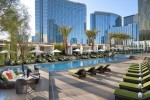 Mandarin Oriental Las Vegas, Swimming Pool