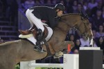 Eric Lamaze at Gucci Masters 2011 in Paris