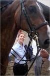 HRH Princess Haya Bint Al Hussein and her love for horses